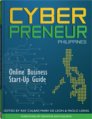 Cyberpreneru Philippines book | MarvDeLeon