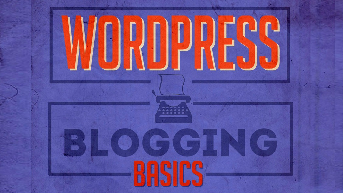 Wordpress Blogging Basics | Marv de Leon